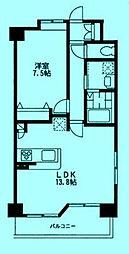GROLIA3270[1階]の間取り