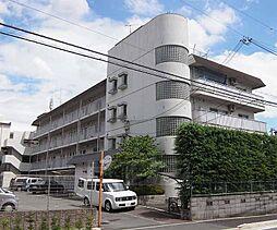 京都府京都市中京区西ノ京壺ノ内町の賃貸マンションの外観