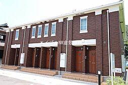 岡山県岡山市南区植松丁目なしの賃貸アパートの外観