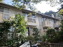 タウニータキノ1[1階]の外観