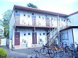 山本レジデンスE棟[215号室]の外観