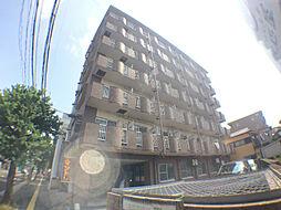 鹿児島県鹿児島市谷山中央3丁目の賃貸マンションの外観