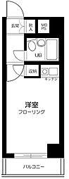 パレ・ドール中野[3階]の間取り
