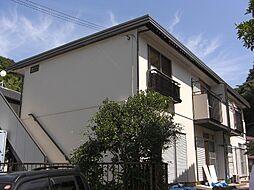 山田ハイツA[201号室]の外観