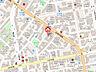 地図,1LDK,面積34.42m2,賃料6.4万円,札幌市営東西線 西28丁目駅 徒歩3分,札幌市営東西線 二十四軒駅 徒歩10分,北海道札幌市中央区北六条西26丁目