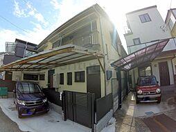 [テラスハウス] 兵庫県川西市美園町 の賃貸【/】の外観
