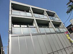 上落合SIマンション[1階]の外観