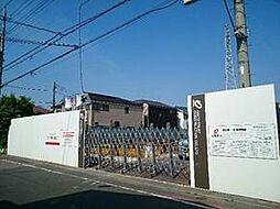 埼玉県越谷市宮本町4丁目の賃貸アパートの外観