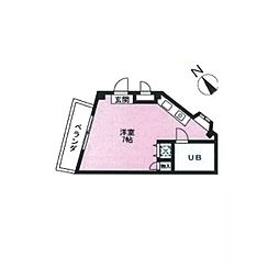 【敷金礼金0円!】東武伊勢崎線 竹ノ塚駅 徒歩13分