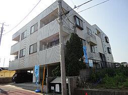 千葉県松戸市紙敷1丁目の賃貸アパートの外観