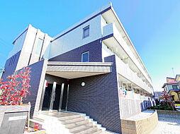 埼玉県朝霞市溝沼4丁目の賃貸マンションの外観
