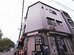 兵庫県神戸市灘区新在家北町2丁目の賃貸マンションの外観