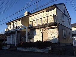 パインコートおかのA・B棟[B201号室]の外観