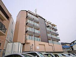 奈良県奈良市三碓2丁目の賃貸マンションの外観