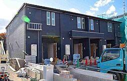 愛知県名古屋市緑区鳴海町字細根の賃貸アパートの外観