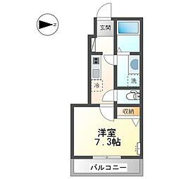 古国府駅 4.3万円