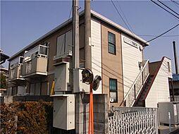 埼玉県和光市白子1丁目の賃貸アパートの外観