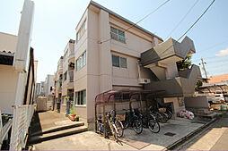 愛知県名古屋市中川区荒中町の賃貸マンションの外観