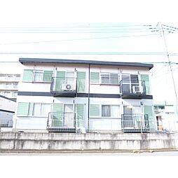 コスモシティ岡野B棟[2階]の外観