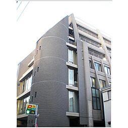 神奈川県川崎市幸区中幸町3丁目の賃貸マンションの外観
