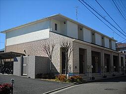 神奈川県藤沢市辻堂5丁目の賃貸アパートの外観