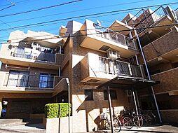 千葉県松戸市六実5の賃貸マンションの外観