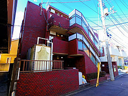 煉瓦館22[3階]の外観