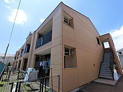 千葉県成田市本城の賃貸マンションの外観