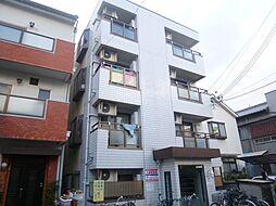 シャイン西上小阪[101号室号室]の外観