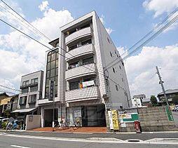 京都府京都市南区西九条針小路町の賃貸マンションの外観