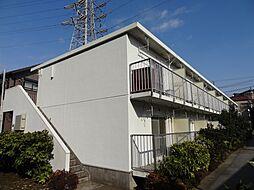 千葉県千葉市稲毛区黒砂台3の賃貸マンションの外観