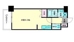 グランフォーレ平尾ステーションプラザI[4階]の間取り