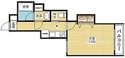 センコートII[3階]の間取り
