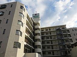 キャッスルマンション草加松原[3階]の外観