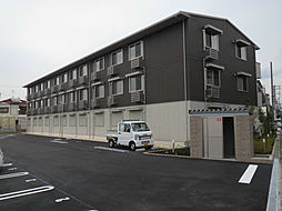 abcdマンション綾園[1階]の外観