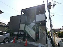 リブリ・草加[1階]の外観