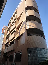 兵庫県尼崎市名神町3丁目の賃貸マンションの外観