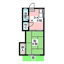 ひばりヶ丘駅 4.0万円
