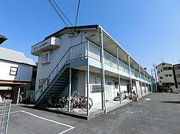 大阪府羽曳野市西浦4丁目の賃貸アパートの外観