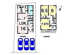 木曽川駅 1,590万円