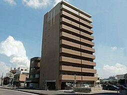 マンションニューヨーク医大東[3階]の外観
