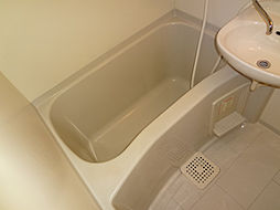 good lookingの浴室