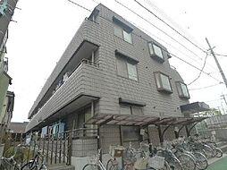 東京都葛飾区南水元4丁目の賃貸マンションの外観