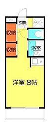 パブリックハイム3号館[3階]の間取り