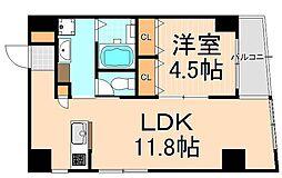 東京凱捷ビル[7階]の間取り
