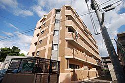 福岡県大野城市筒井2丁目の賃貸マンションの外観