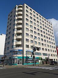 北海道札幌市北区北二十四条西6丁目の賃貸マンションの外観