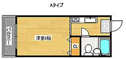 グランシャトー天神ノ森[2階]の間取り