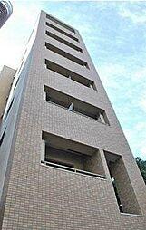 東京都文京区白山4丁目の賃貸マンションの外観