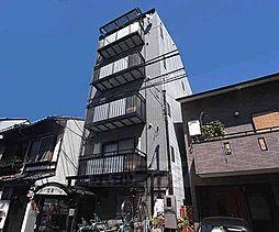 京都府京都市下京区上三之宮町の賃貸マンションの外観